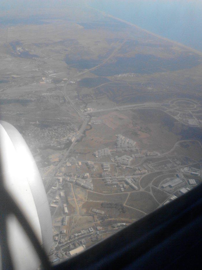 Mooi uitzicht op Spanje.