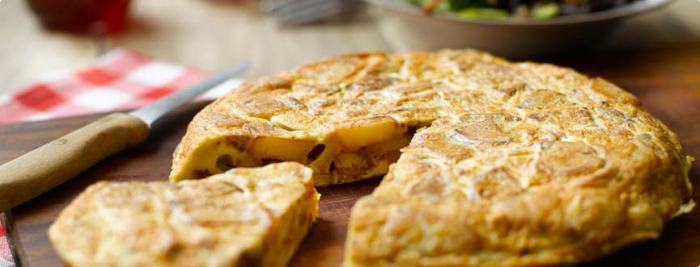 Tortilla header