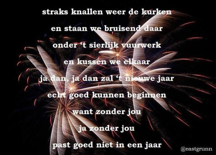 Een goed nieuwjaar