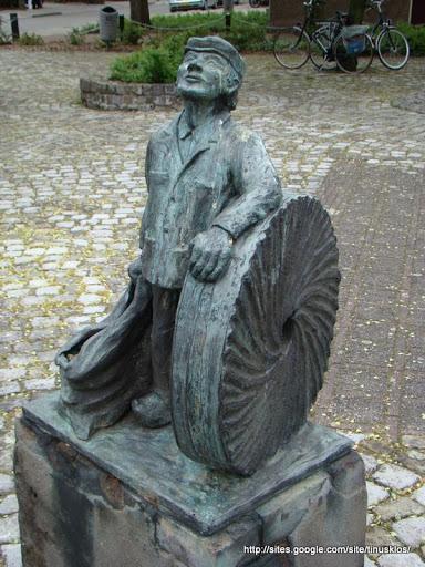 Standbeeld molenaar