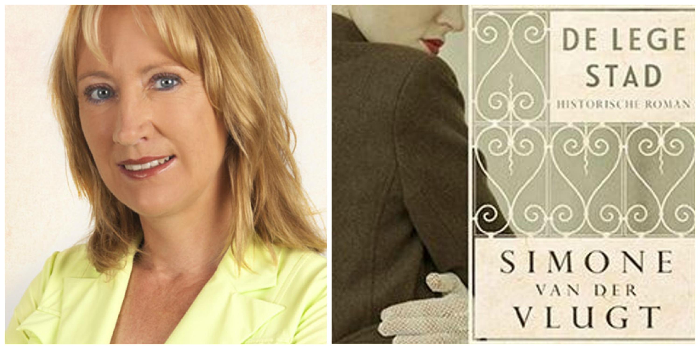 Simone van der Vlugt in Vlaardingen
