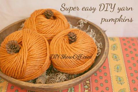 super-easy-DIY-yarn-pumpkin-tutorial