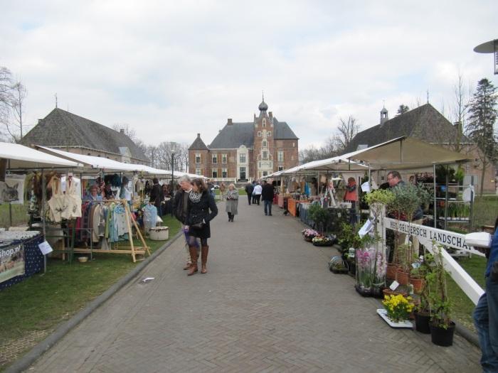 Cannenburch-Veluwse Lente Markt
