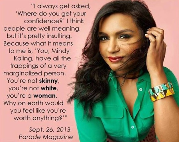 mindy-kaling-quote-confidence-beauty-redefined-e1383489207674