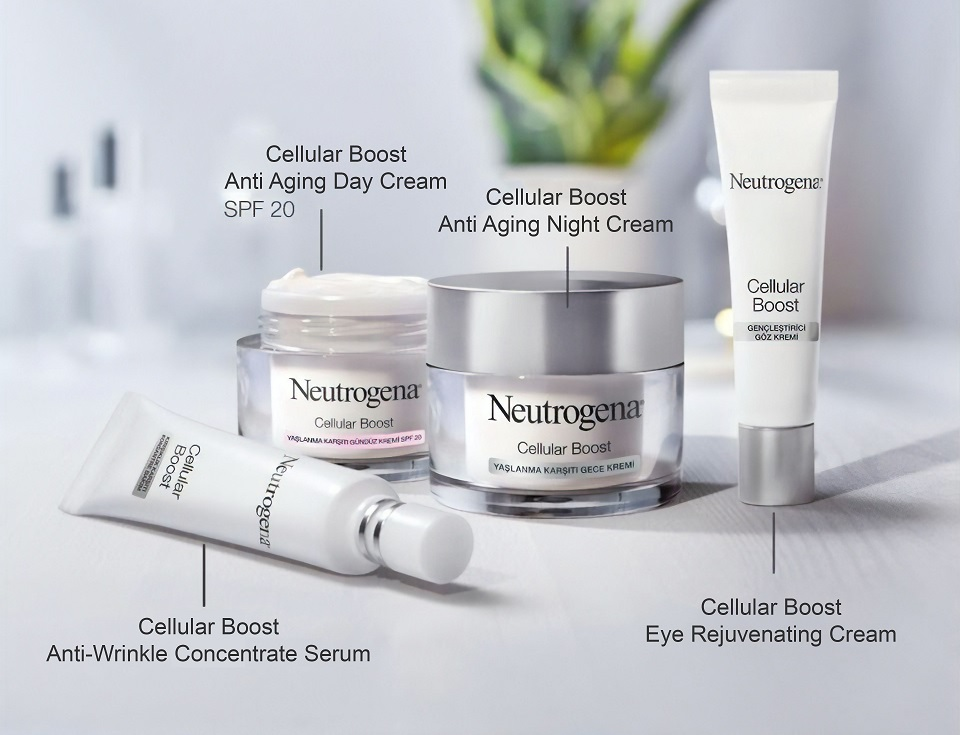 Neutrogena-Cellular-Boost-Line